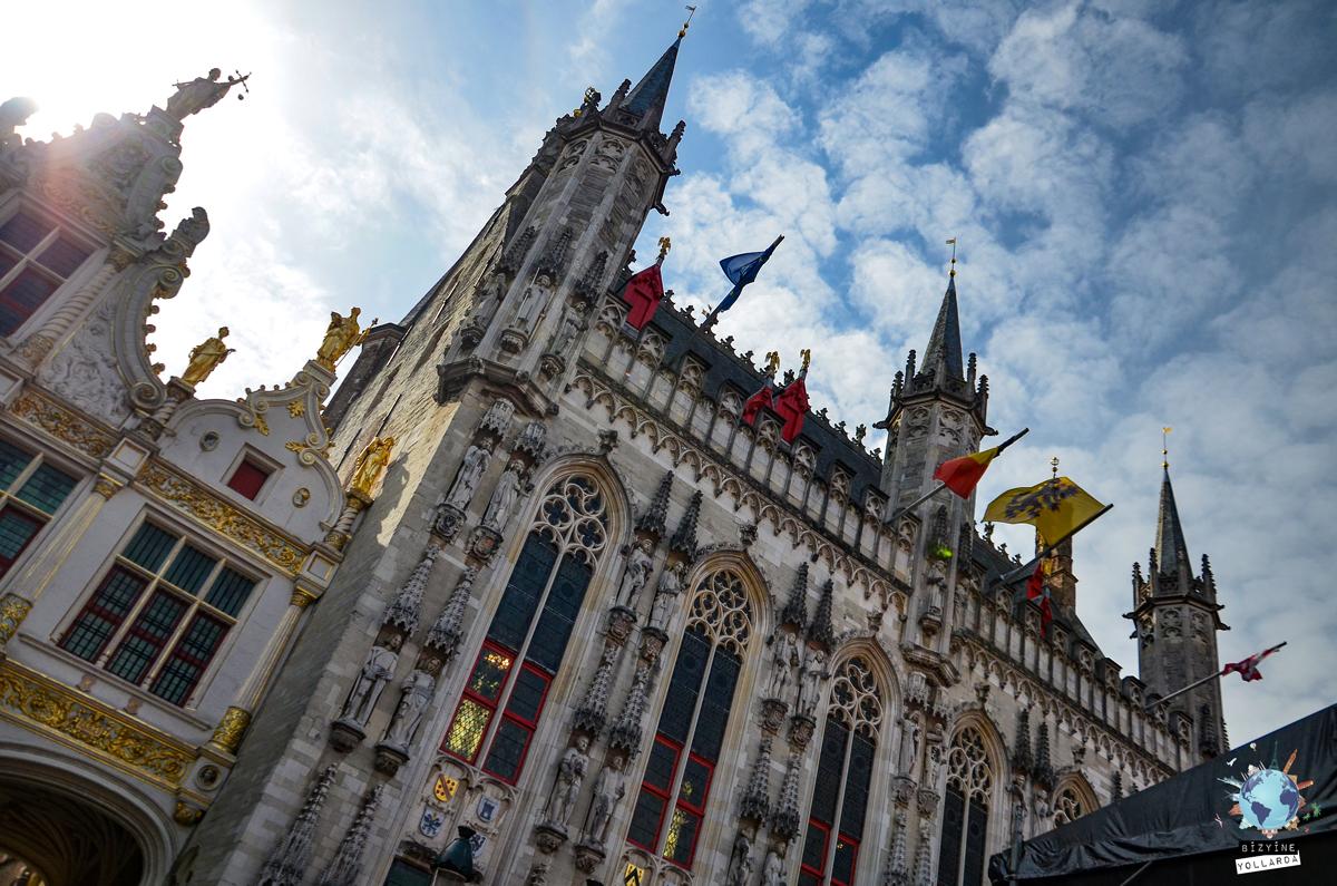 Brugge Belediye Binası