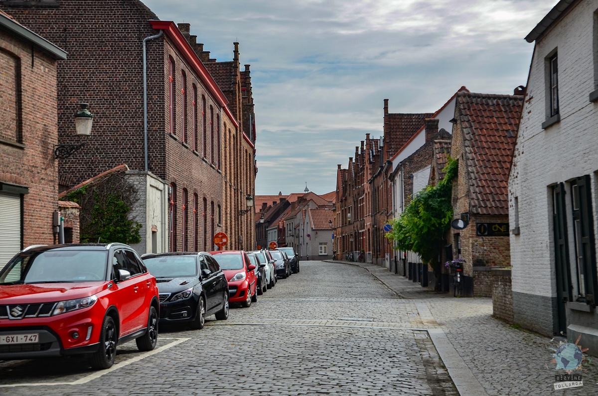 Brugge Sokaklar