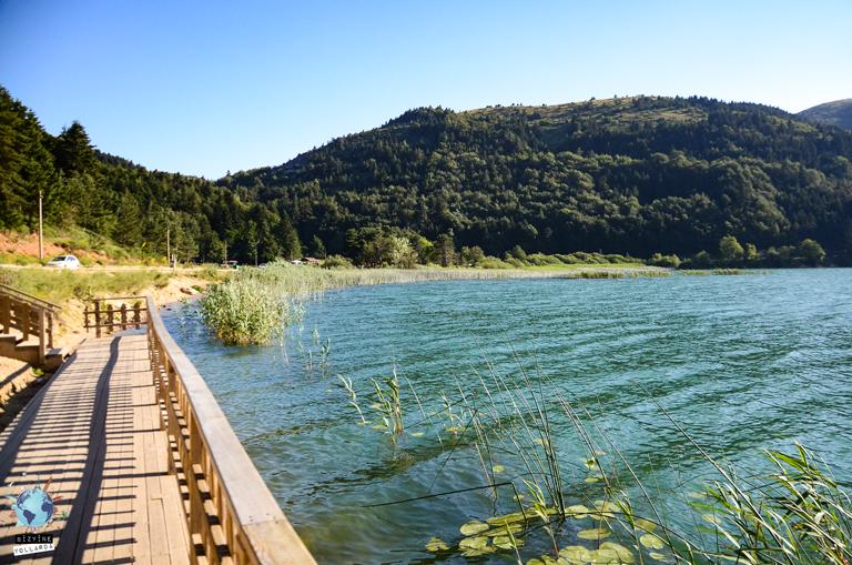 Abant Gölü Milli Parkı Seyir Balkonu
