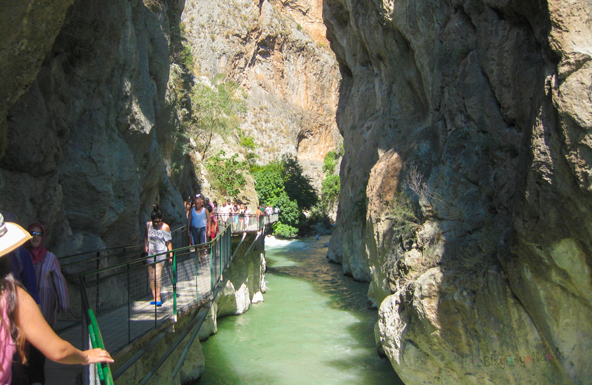 Saklıkent Kanyon Girişi