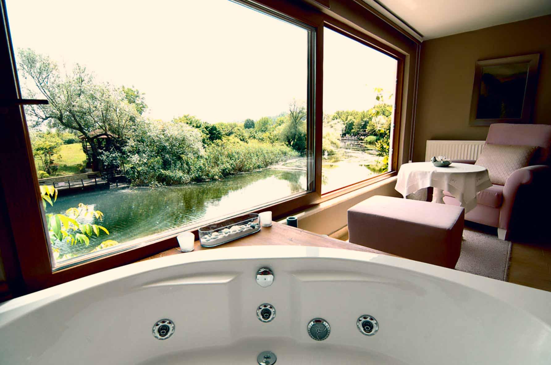 Ağva otel odaları kalitesi ve manzaraları.