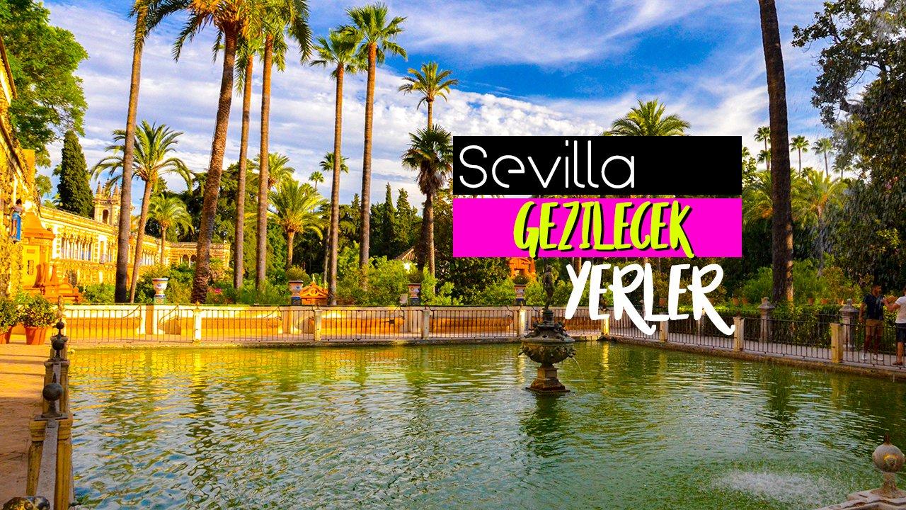Sevilla Gezisi