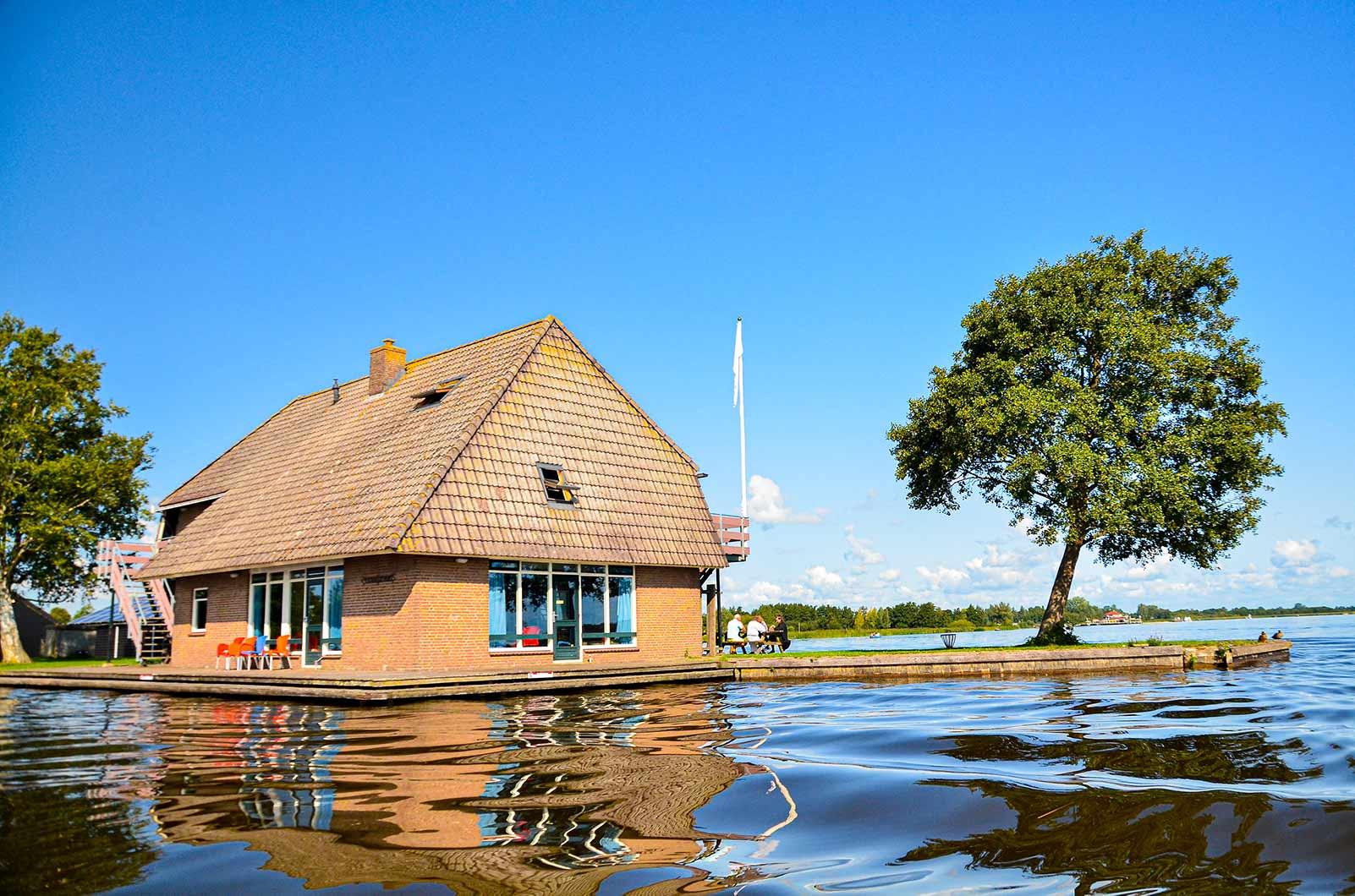 Hollanda Giethoorn Köy Okulu
