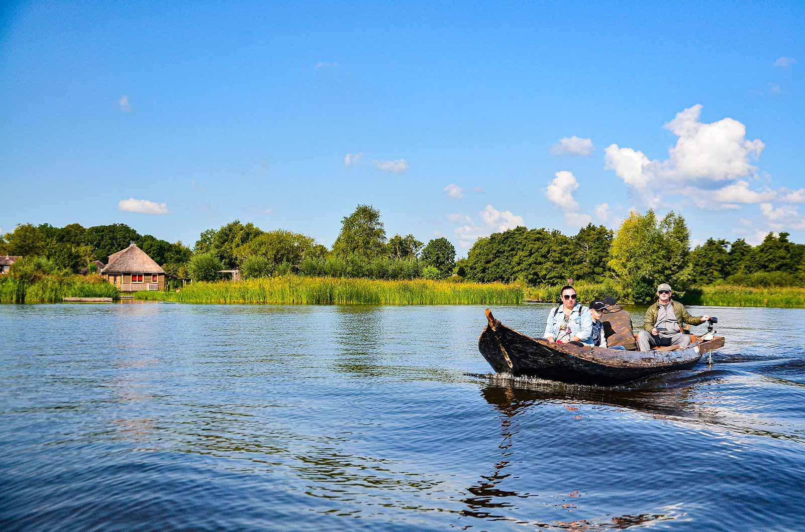 Giethoorn Gölü